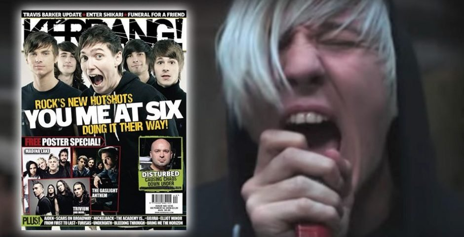 Remember all of your favourite Kerrang! bands? This is where