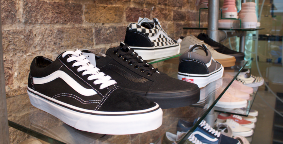 Skaters want you to stop wearing Old Skool Vans because it's ...