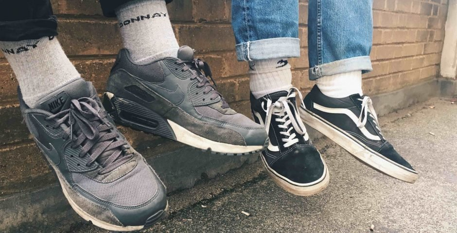 f27a574f8a9f The shoes you wear everyday determine how much of a fuckboy you really are