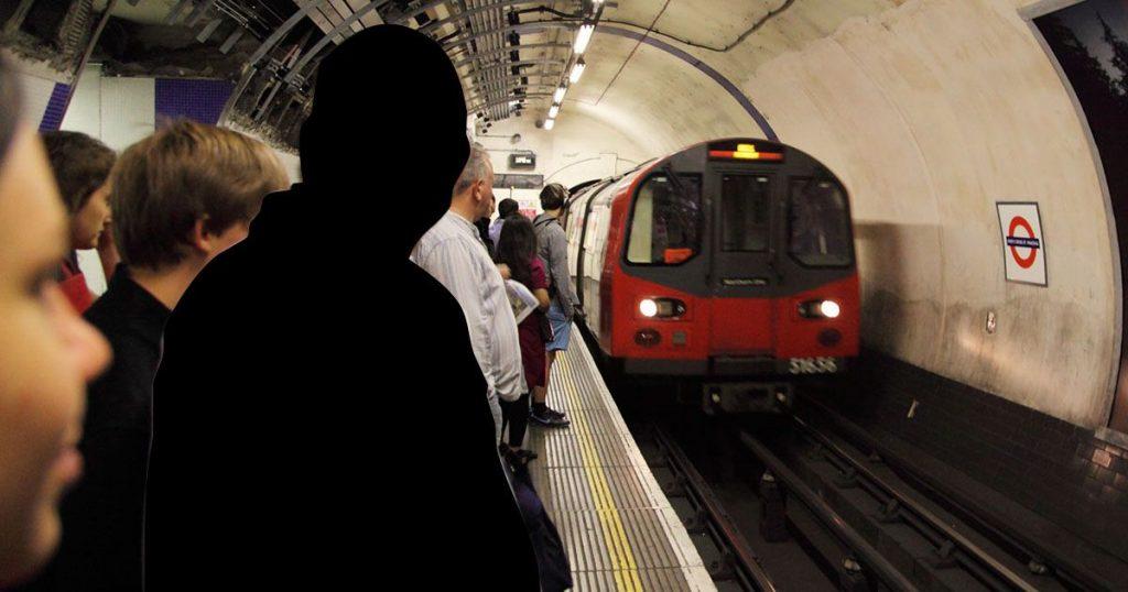 Image may contain: Train Station, Terminal, Subway, Person, People, Human, Vehicle, Transportation, Train