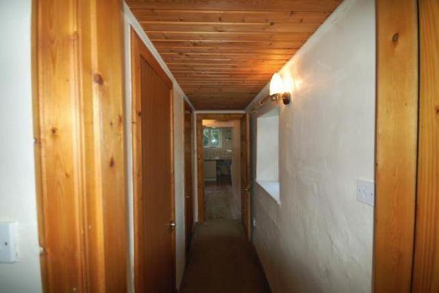 Image may contain: Corridor