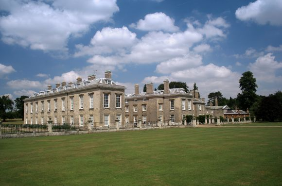 Image may contain: Louis Spencer, Althorp, Estate, Palace, Mansion, Castle, Architecture, Villa, Housing, House, Building