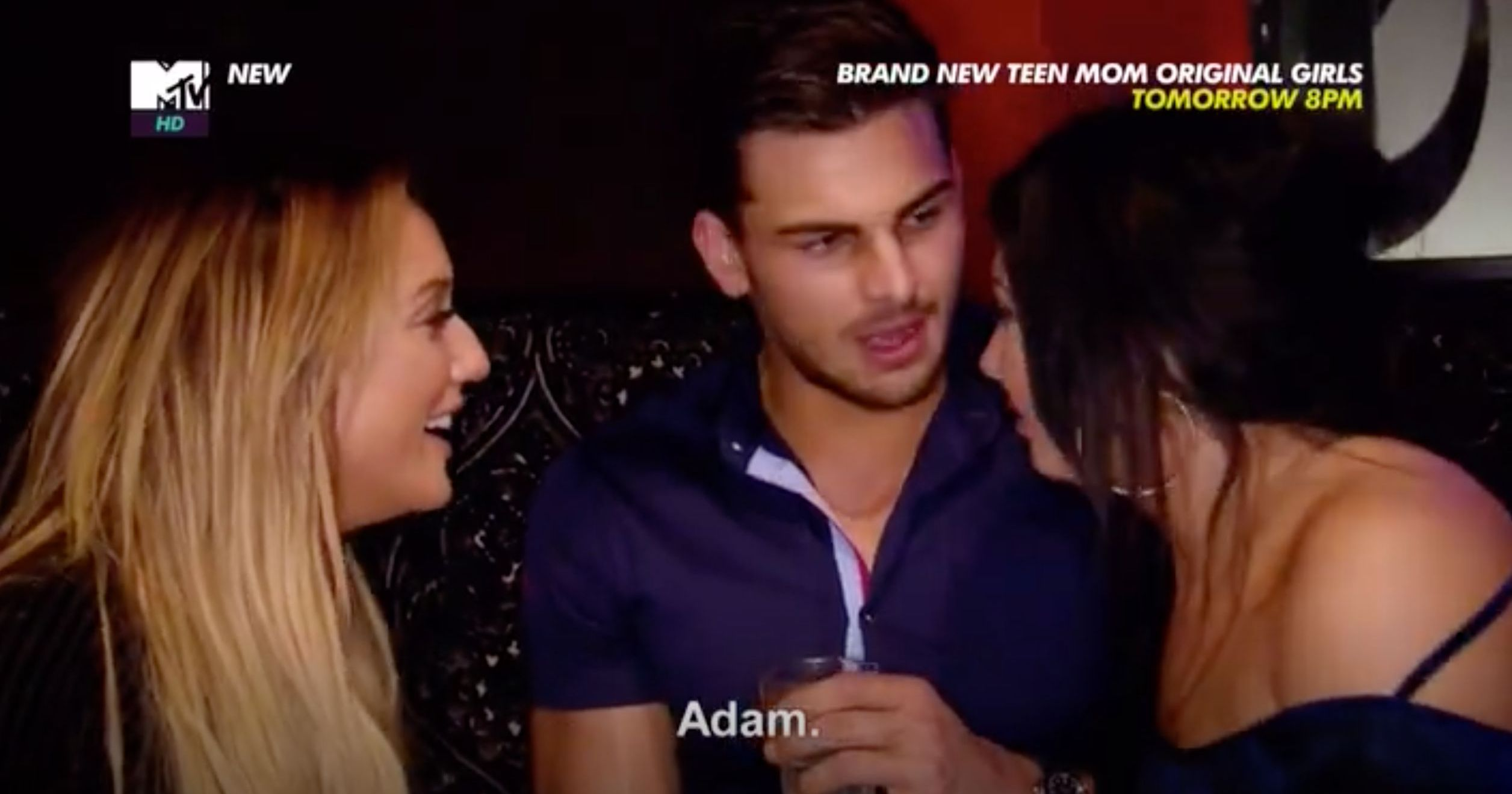 Adam From Love Island Was On Geordie Shore Here Is The