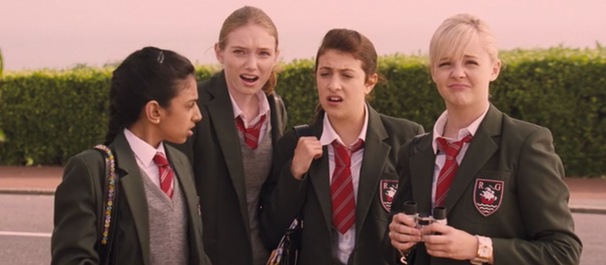Angus Thongs And Perfect Snogging Cast how well do you remember angus, thongs and perfect snogging
