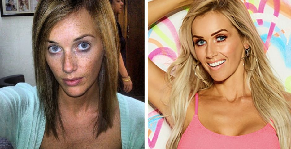 Before the fillers: What did the Love Island girls look like before their  cosmetic surgery?