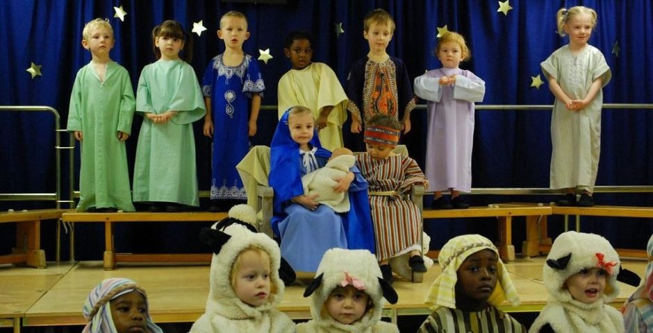 This is who you are in life, based on who you were in your Nativity play