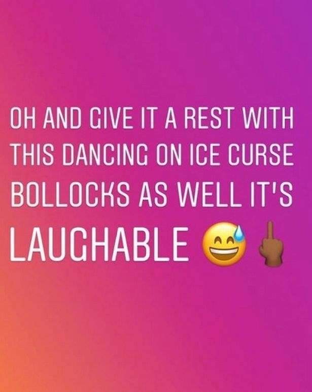 Megan Barton Hanson hits out at boyfriend Wes Nelson's newly single Dancing on Ice partner Vanessa Bauer