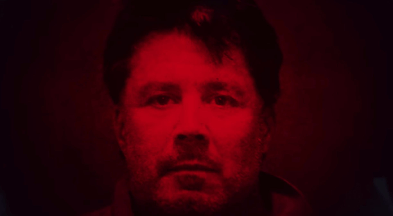 Image may contain: Dirty John: The Dirty Truth, Dirty John, John Meehan, Netflix, true crime, Photography, Portrait, Photo, Indoors, Interior Design, Beard, Person, Human, Face, Head