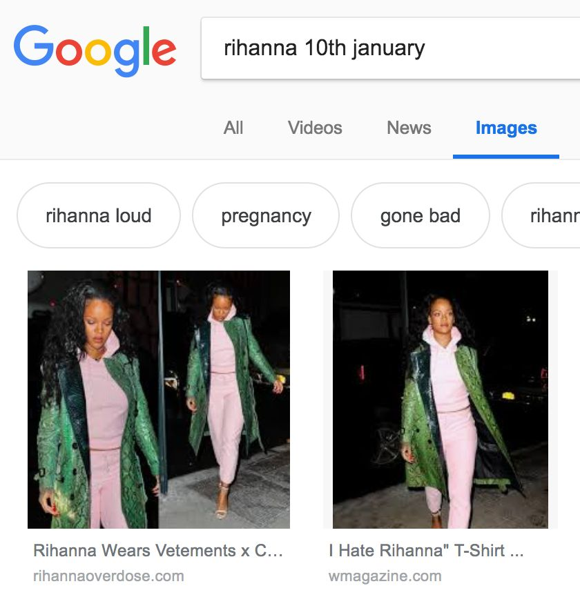 Image may contain: Rihanna birthday meme, Rihanna birthday challenge, Rihanna, birthday outfit, September, October, November, December, January, February, March, April, May, June, July, August, meme, Text, Coat, Human, Person, Apparel, Clothing