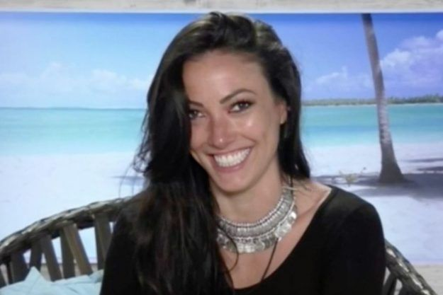 Image may contain: Sophie Gradon Death, Screen, Electronics, Woman, Hair, Beach, Sea, Ocean, Coast, Shoreline, Water, Nature, Selfie, Photo, Portrait, Photography, Outdoors, Female, Smile, Accessories, Accessory, Jewelry, Necklace, Person, Face, Human
