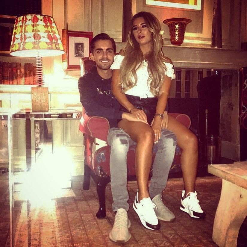 Dani Dyer new boyfriend, Dani Dyer, boyfriend, Sammy Kimmence, Instagram, Love Island, who is, couple,
