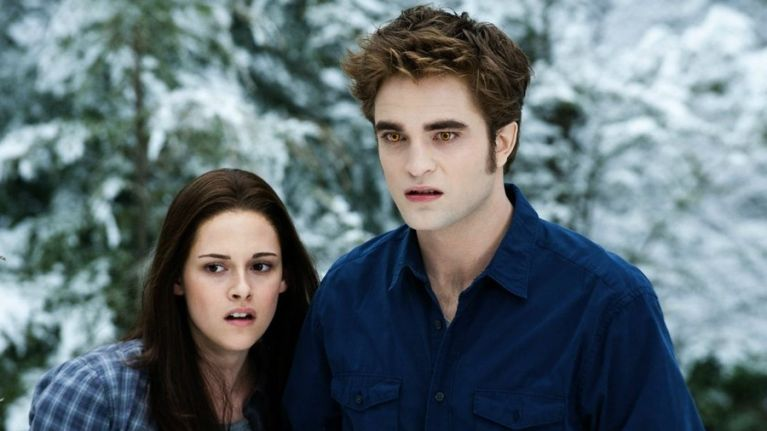 Image may contain: best hangover films on Netflix, Twilight, Bella, Edward Cullen, Robert Pattinson, UK, US, Netflix, chill, film, movie, vampire film, Face, People, Man, Person, Human