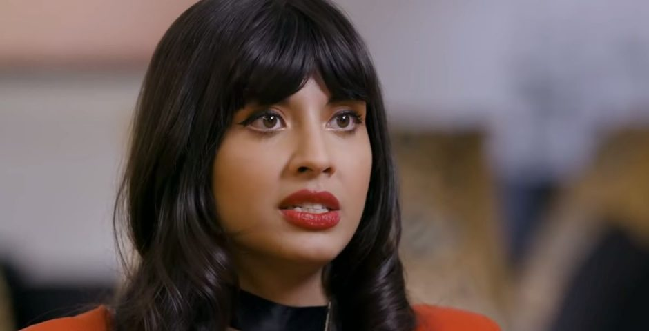 The 35-year old daughter of father (?) and mother Shireen Jamil Jameela Jamil in 2021 photo. Jameela Jamil earned a  million dollar salary - leaving the net worth at  million in 2021
