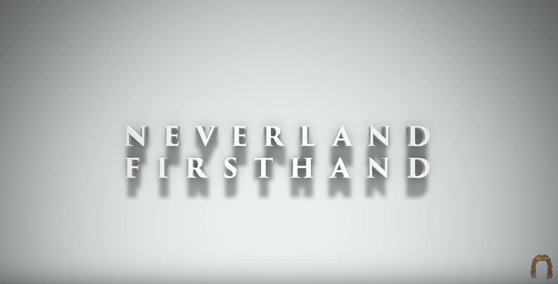 Image may contain: Neverland Firsthand, Michael Jackson, family, documentary, watch, Leaving Neverland, Number, Symbol, Word, Alphabet, Text