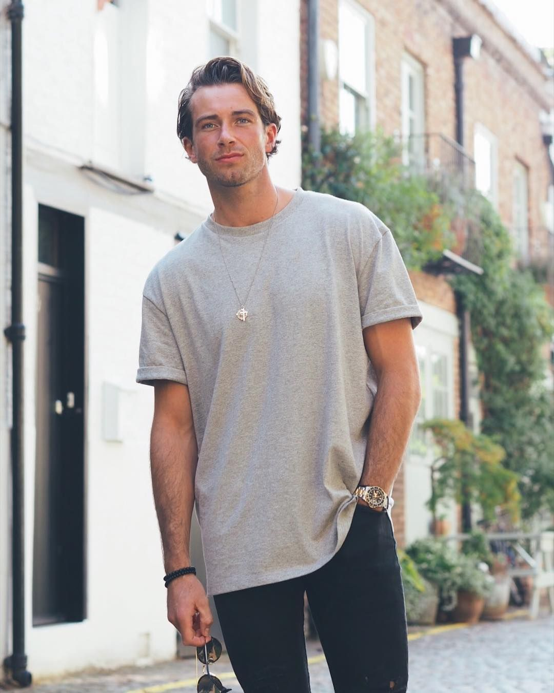 Image may contain: Made in Chelsea cast are actually from, Made in Chelsea, cast, place of birth, from, Digby Edgley, Sleeve, Man, Person, Human, Apparel, Clothing