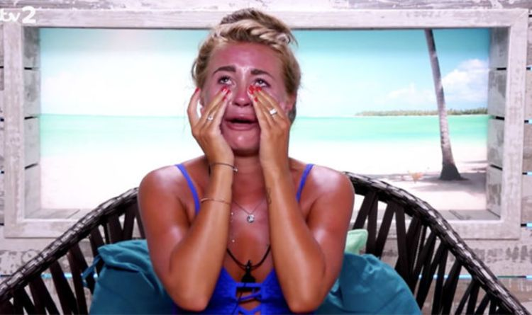 Image may contain: Love Island most shocking moments, Dani Dyer, Love Island, 2018, best bits, most talked about, wild, controversial, moments, Woman, Face, Dating, Female, Person, Human