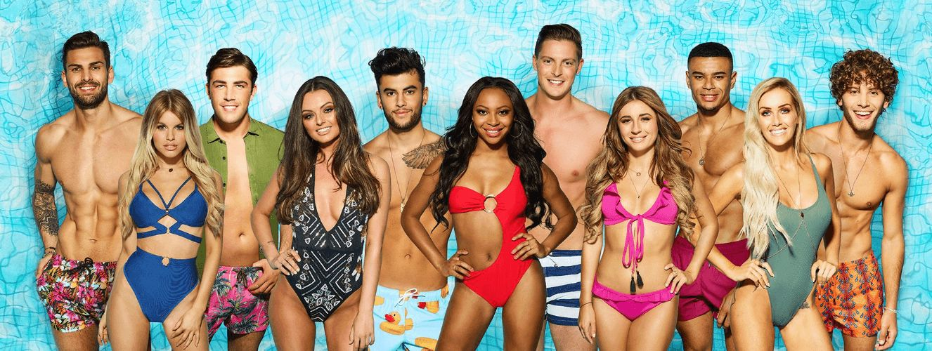 Image may contain: Love Island most shocking moments, series four, Love Island, 2018, best bits, Woman, Skin, Female, Swimwear, Bikini, Person, Human, Apparel, Clothing