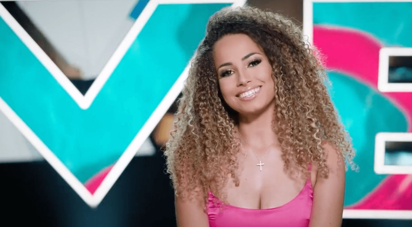 Image may contain: Love Island 2019 cast, Love island, 2019,  Clothing, Apparel, Woman, Hair, Female, Person, Face, Human