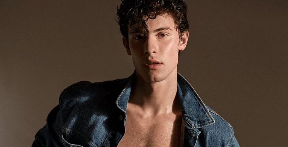 Shawn Mendes Calvin Klein Every Picture From The Ad Campaign
