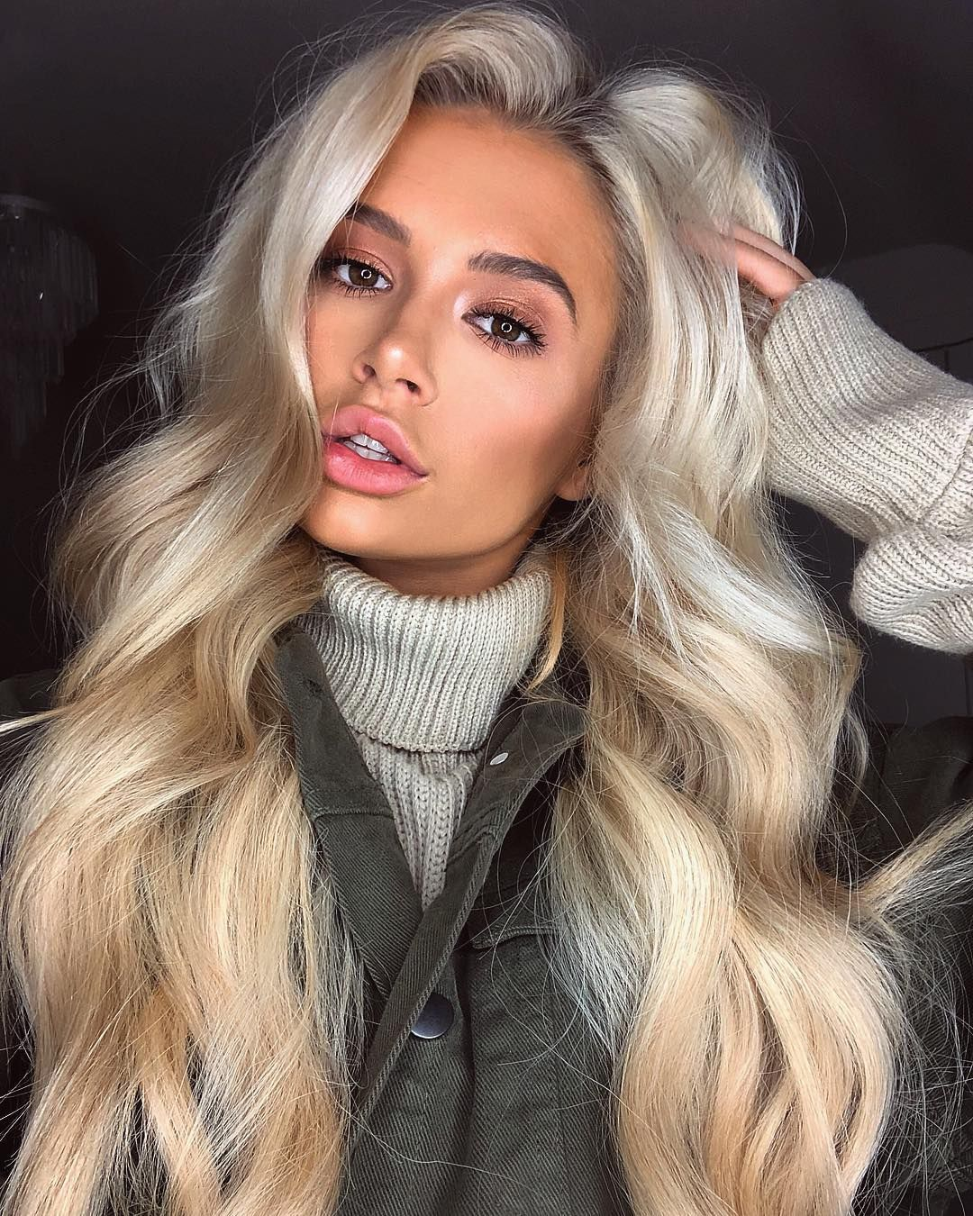 Image may contain: Love Island rumours, Molly Mae Hague, Love Island, 2019, cast, contestant, Islanders, news, gossip, Hair, Face, Woman, Teen, Girl, Child, Female, Blonde, Kid, Jacket, Coat, Person, Human, Apparel, Clothing