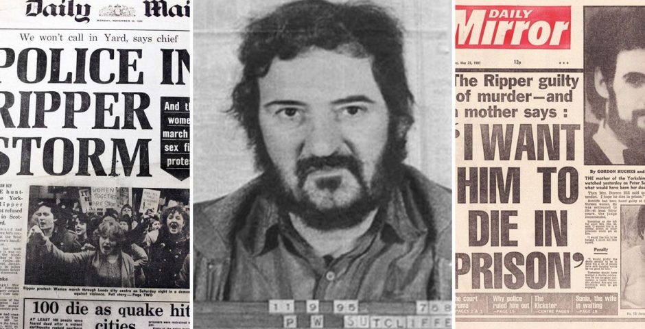 Yorkshire Ripper documentary: Netflix to explore Peter Sutcliffe crimes