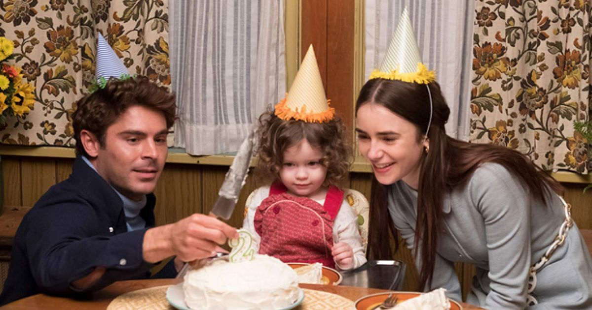 Image may contain: Rose Bundy, Ted Bundy, children, now, daughter, Carole Ann Boone, 2019, People, Party Hat, Hat, Human, Person, Apparel, Clothing