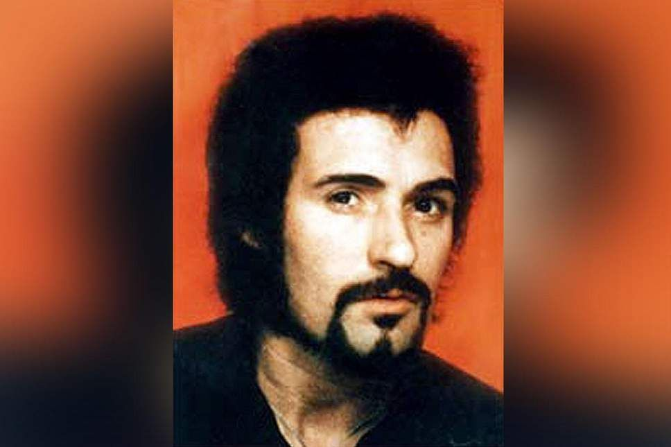 Image may contain: Yorkshire Ripper documentary, Peter Sutcliffe, Netflix, documentary, true crime, Yorkshire Ripper, now, Photo, Portrait, Photography, Performer, Hair, Art, Head, Face, Human, Person