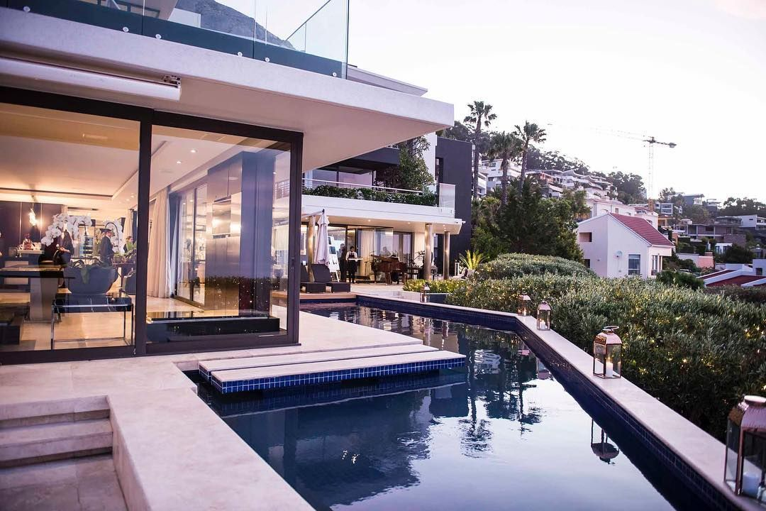 Image may contain: Moondance Villa, location, Made in Chelsea, inside, pictures, book, cost, South Africa, Cape Town, villa, Resort, Hotel, Mansion, Human, Person, House, Building, Housing, Villa