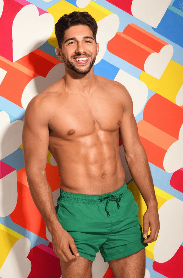 Image may contain: Casa Amor cast, Casa Amor, Love Island, Marvin Brooks, contestant, cast, Islander, new, boy, Instagram, age, job, Fashion, Face, Man, Human, Person