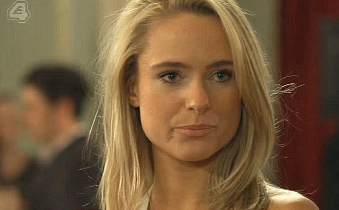 Image may contain: Made in Chelsea cast now, Made in Chelsea, cast, then, now, before, Kimberley, Kimberley Garner, after, iconic, original, Home Decor, Face, Girl, Child, Teen, Female, Woman, Blonde, Kid, Person, Human