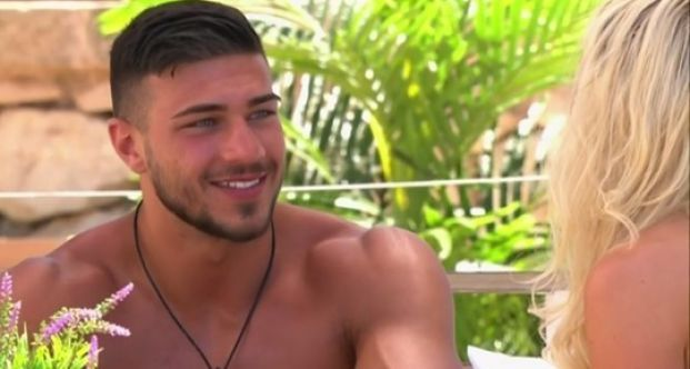 Image may contain: Love Island star signs, Tommy, Fury, Taurus, star sign, Love Island, compatible, energy, science, match, Man, Human, Face, Person