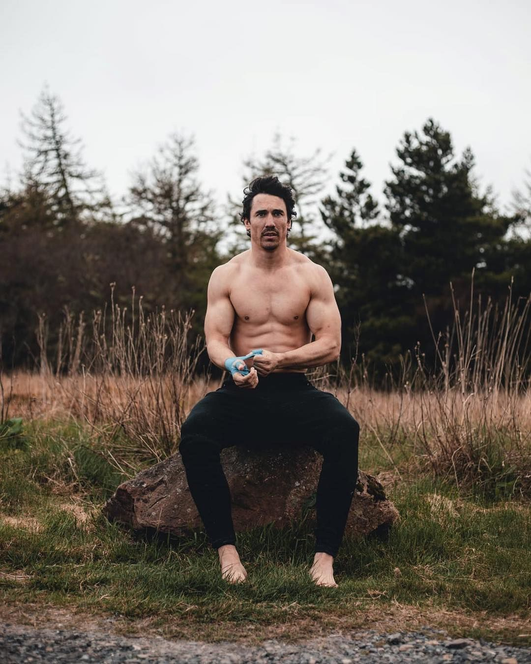 Image may contain: Made in Chelsea cast now, Made in Chelsea, cast, then, now, before, after, iconic, original, Josh Patterson, JP, YouTube,  Outdoors, Man, Tree, Plant, Fitness, Sports, Working Out, Exercise, Sport, Person, Human