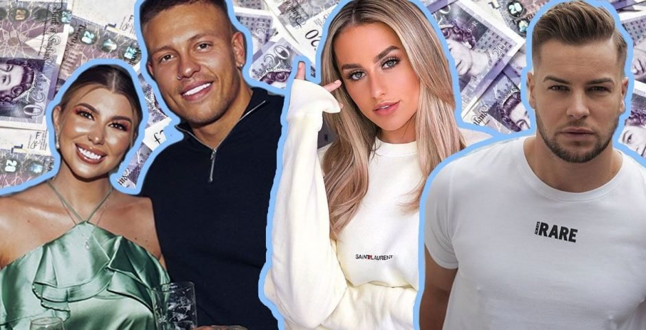 The Love Island Rich List: These are the Islanders making