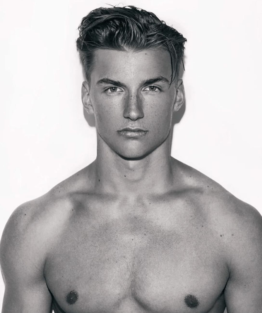 Image may contain: Casa Amor, 2019, Love island, start, date, return, cast, contestant, Islander, Ted Pullin, Photo, Photography, Portrait, Man, Face, Person, Human