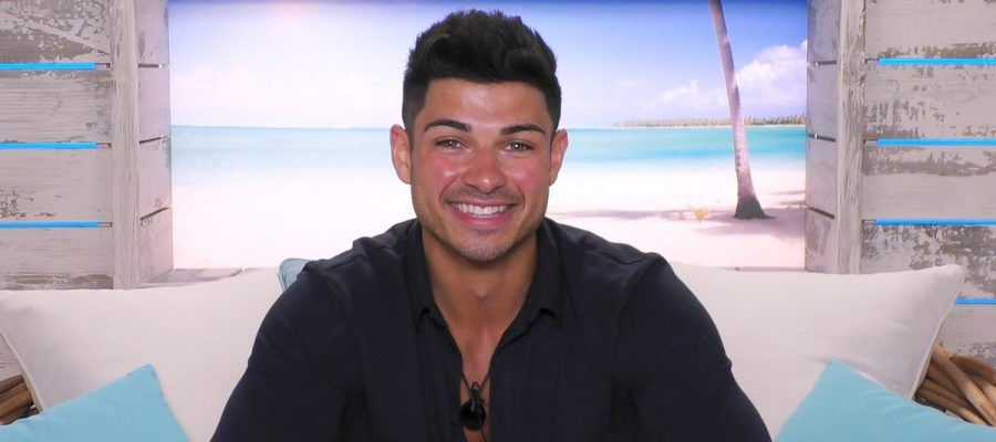 Image may contain: Love Island star signs, Anton, Love Island, Virgo, compatible, personality, traits, qualities, Photography, Portrait, Photo, Smile, Man, Dating, Face, Human, Person