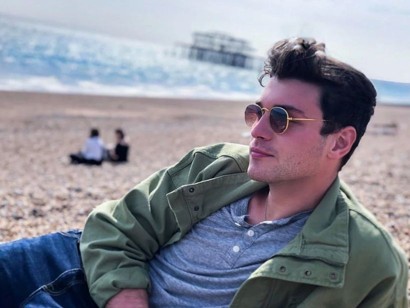 Image may contain: Selfie, Man, Photo, Photography, Portrait, Glasses, Sand, Jacket, Coat, Apparel, Clothing, Face, Human, Person, Coast, Beach, Accessories, Sunglasses, Accessory, Shoreline, Nature, Sea, Outdoors, Ocean, Water