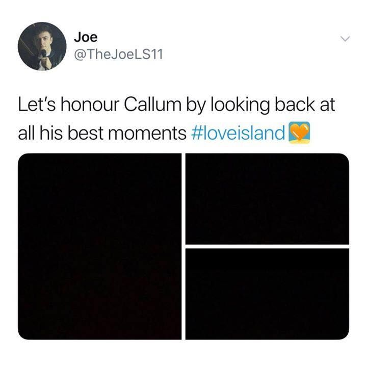 Image may contain: Love Island week one memes, Love island, memes, 2019, Callum, best bits, best, funniest,  Text Message, Text