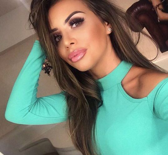Image may contain: Woman, Hair, Selfie, Portrait, Photography, Photo, Female, Smile, Human, Person, Face elma, maura, love island, 2019, islander, cast, new girls, age, where are they from, sherif, news, gossip, latest, arrival, instagram, tonight
