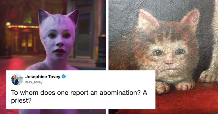 The best Cats movie memes from Twitter