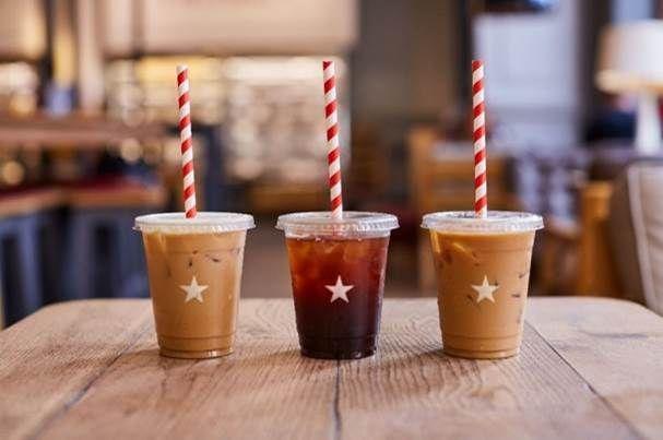 Image may contain: Cup, Coffee Cup, Latte, Dessert, Cream, Creme, Food, Milk, Milkshake, Smoothie, Beverage, Drink, Juice