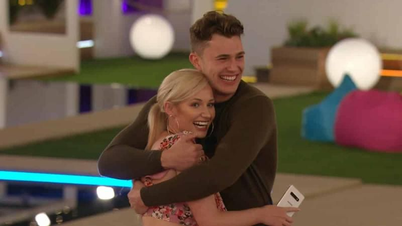 Love Island bosses deny 'untrue' claims they pushed Maura to pursue Curtis