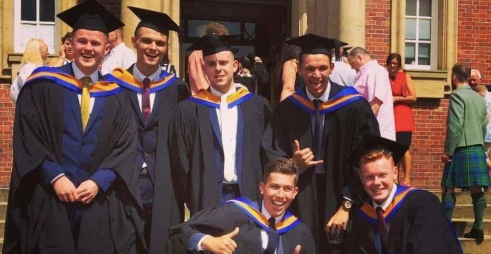 Image may contain: Graduation, Human, Person