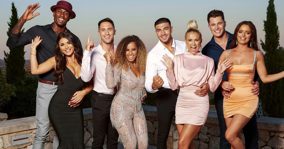 Image may contain: Winter Love Island, 2020, new, series, Cape Town, South Africa, Love Island, cast, villa, host, Caroline Flack, start date, how long, on, location, villa, length, apply, Hat, Family, Apparel, Clothing, People, Human, Person
