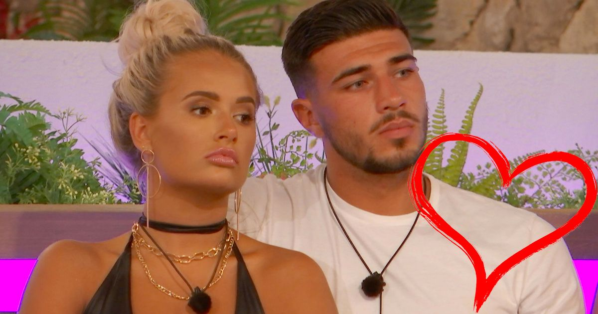 Image may contain: Love Island prize money, Love Island, final, date, Molly-Mae, Tommy Fury, couple, cast, contestants, ranking, money, love, split, steal, episode, last, Human, Person, Pendant, Accessory, Accessories, Jewelry, Necklace