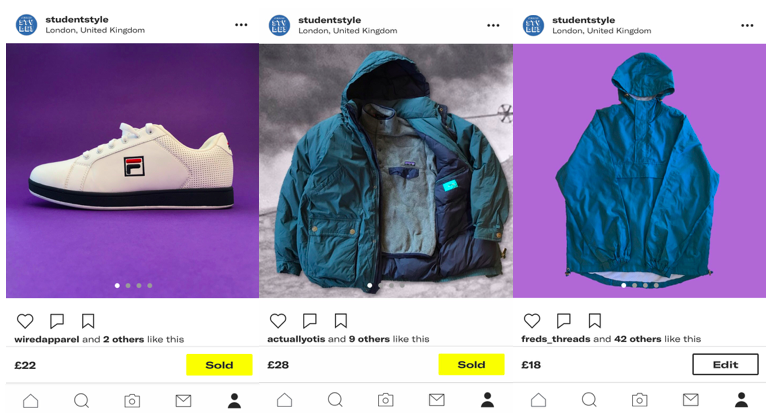 122392d32 There's a lot of noise on Depop, so the easiest way to sell more is to  stand out and win people's trust. I think quality is key in building trust  with your ...