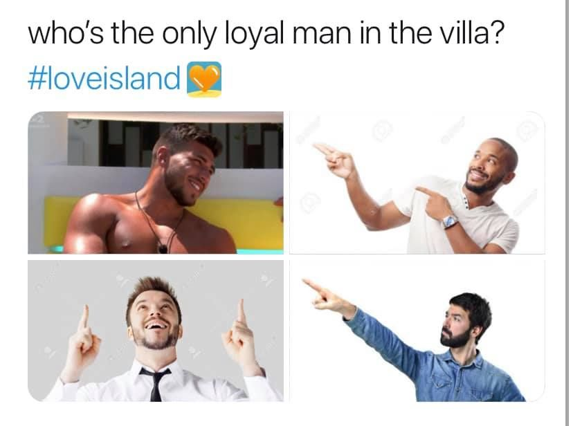Image may contain:  Love Island recoupling memes, Love Island, memes, tweets, reactions, Tommy Fury, savage, twitter, Man, Text, Id Cards, Document, Face, Arm, Person, Human