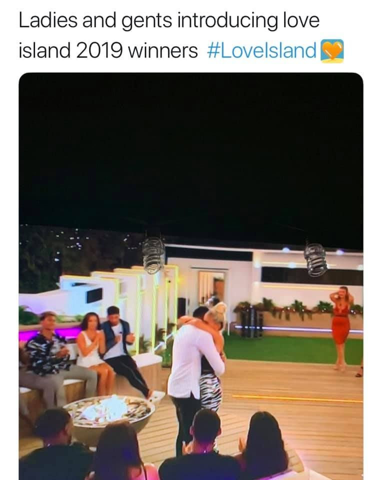 Image may contain:  Love Island recoupling memes, Love Island, memes, tweets, Tommy, Molly-Mae, reactions, savage, twitter, Text, People, Clothing, Apparel, Shorts, Human, Person