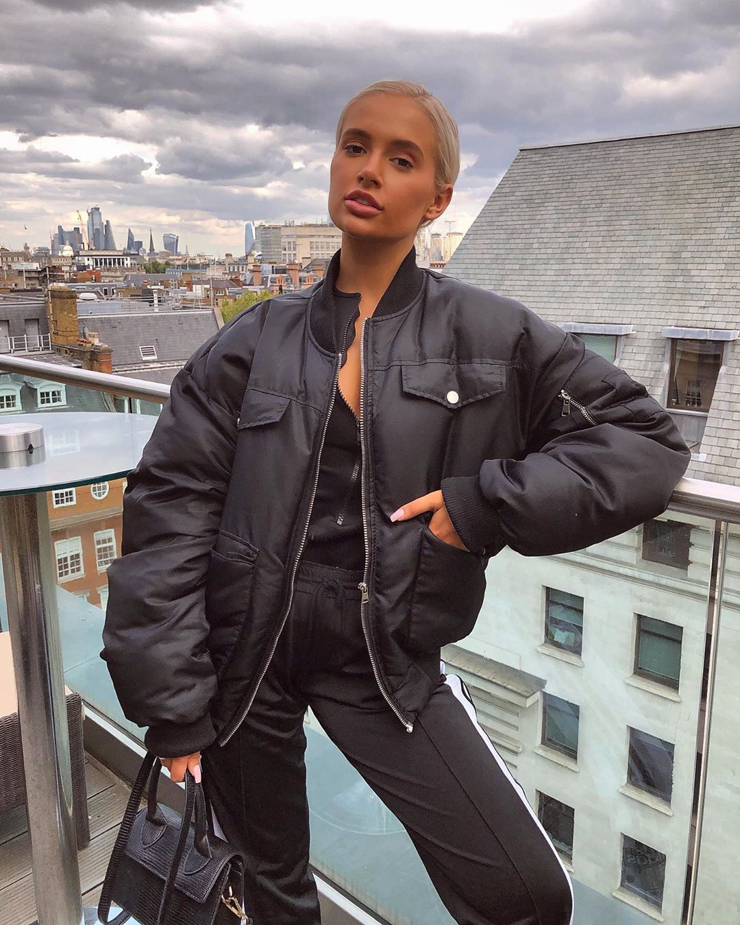 Image may contain: Love Island, gossip, news, latest, rumours, Tommy, Molly-Mae, The May Fair, hotel, London, Blazer, Person, Human, Metropolis, Urban, Building, Town, City, Coat, Jacket, Apparel, Clothing