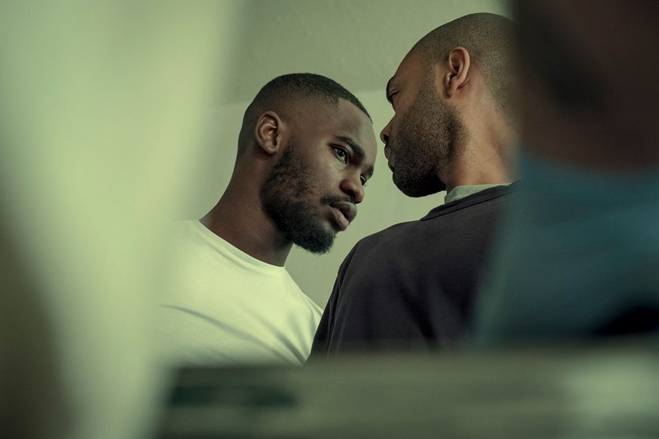 Image may contain: Top Boy, Top Boy season 3, new series, series three, Netflix, Drake, London, new, drama, cast, trailer, release date, Head, Beard, Man, Indoors, Interior Design, Human, Person, Face