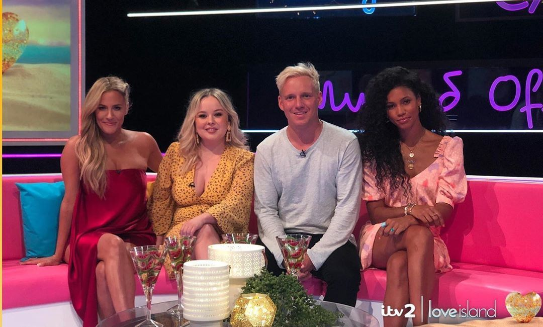 Image may contain: Derry Girls cast, Derry Girls, Nicole Coughlan, Clare, age, how old, Instagram, from, Netflix, Channel 4, season 2, season 3, Love Island, Aftersun, Brexit, Indoors, Interior Design, People, Couch, Furniture, Flower Bouquet, Flower Arrangement, Flower, Blossom, Plant, Person, Human